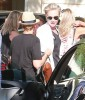 Exclusive... Ellen DeGeneres & Portia De Rossi Get In Some Retail Therapy