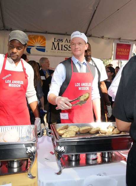 Celebrity Holiday Do-Gooders: Neil Patrick Harris and Other Celebs Spread Cheer this Season!