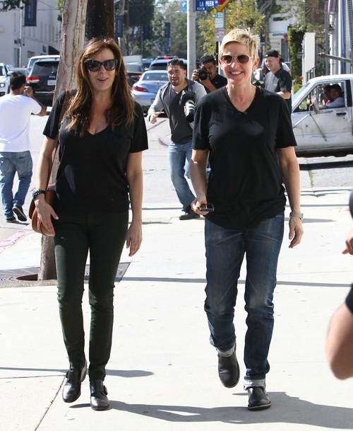 Portia De Rossi Plastic Surgery: Ellen DeGeneres Lunches With A Friend