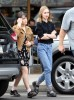 Exclusive... Lily-Rose Depp Spends The Day In Beverly Hills