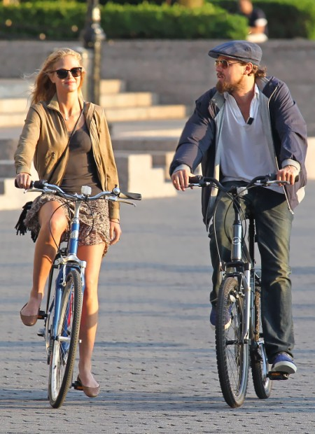 Leonardo DiCaprio's Bored With Erin Heatherton, Wants Bar Refaeli Back 0720