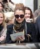 Celine Dion Leaves Her Paris Hotel