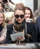 Celine Dion Leaves Her Paris Hotel