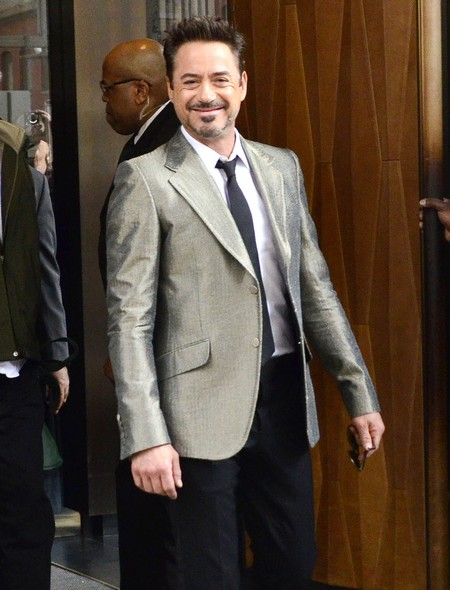 Marvel's 'The Avengers' Robert Downey Jr. Making A Fortune