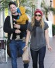 Hilary Duff & Mike Comrie Announce Split! **FILE PHOTOS**