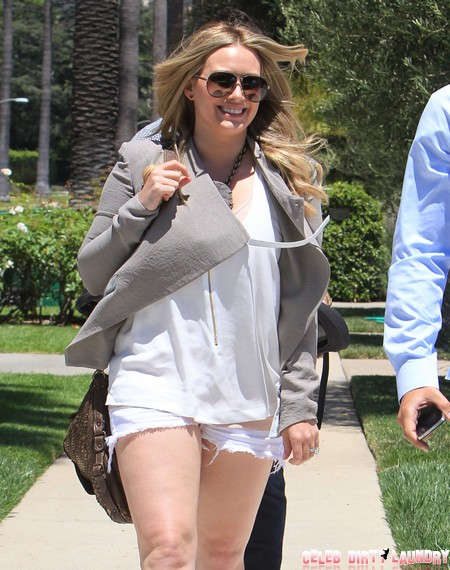 Hilary Duff's Fat Fight Leads To Weight Loss (Photo)1