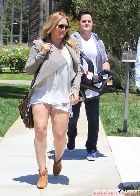 Hilary Duff's Fat Fight Leads To Weight Loss (Photo)2