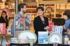 'Keeping Up With The Kardashians' Cast Film At William Sonoma