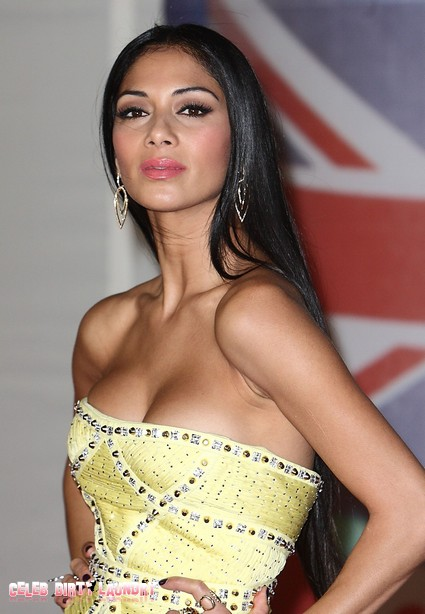 Nicole Scherzinger Suggests She Sexually Intimidates Simon Cowell