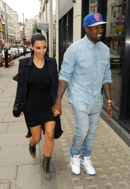 Kanye West Ruled By Kim Kardashian Acting Like A Jealous Bitch