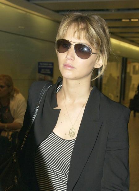 Jennifer Lawrence Lands Double Nomination For 2012 MTV Movie Awards