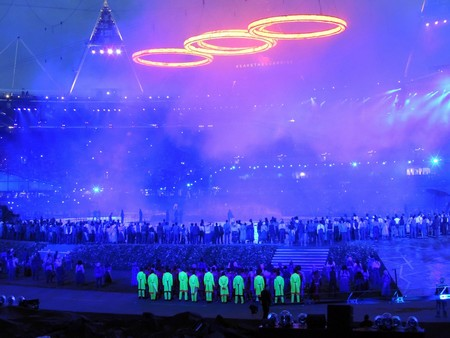 London 2012 Olympic Report - Party Crashers, Empty Seats And Beautiful Male Swimmers