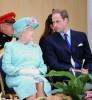 The Royals Visit Nottingham