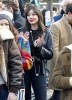 Celebrities At The Primrose Hill Christmas Market In London