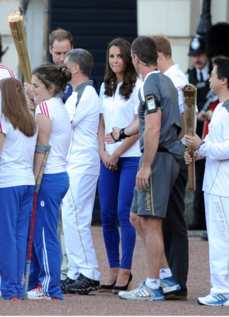 Royal Family At War Over Kate Middleton's Prominent Position At Olympics 0729