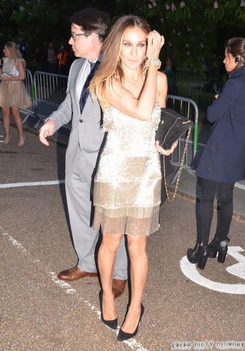 Sarah Jessica Parker Inherits Vogue Magazine Control From Anna Wintour?