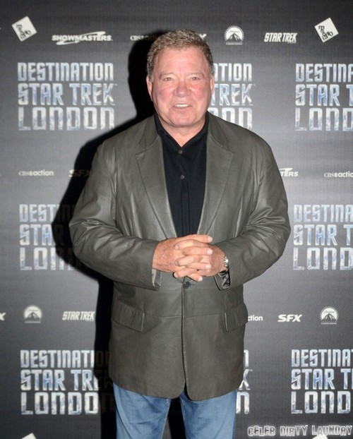 Star Trek Actor William Shatner Turns 82!