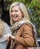 Olivia Newton-John Arriving At ITV Studios In London