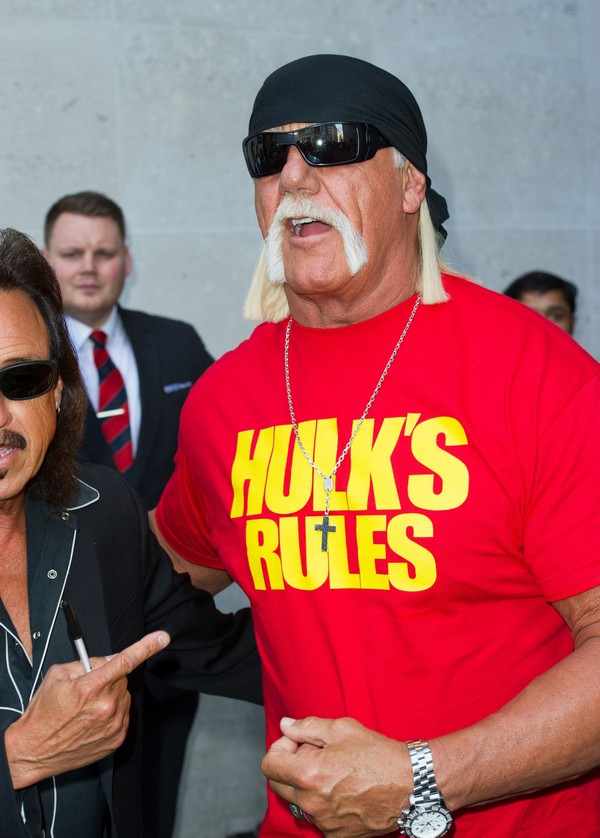 WWE: Hulk Hogan Should Shut Up About Brock Lesnar - Before He Gets a Beating - Will They Shoot Fight?