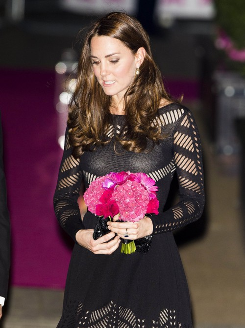The Duchess Of Cambridge Attends Action On Addiction