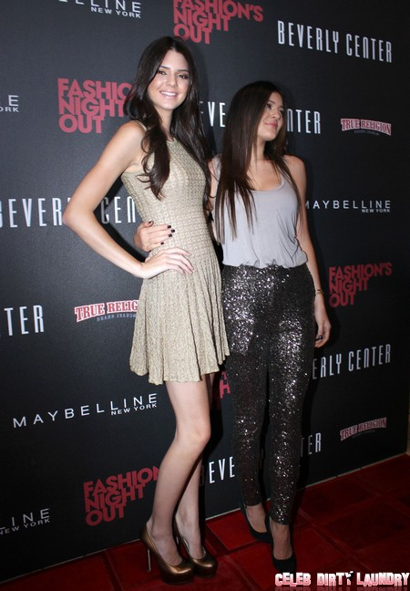 Fashion's Night Out 2012 At Beverly Center