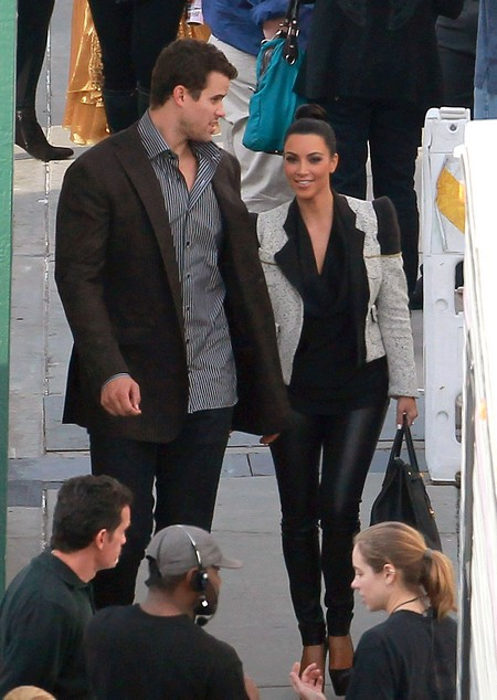 Kim Kardashian and Kris Humphries Star In New Reality TV Show – Divorce Court