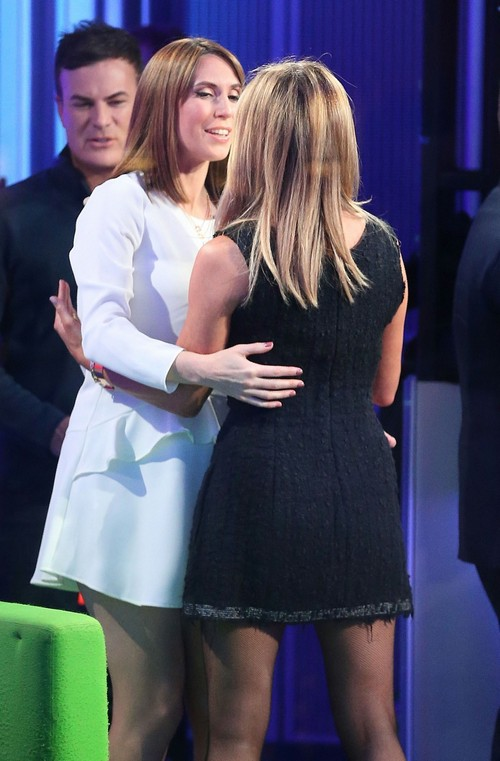 Jennifer Aniston Makes An Appearance On 'The One Show ...