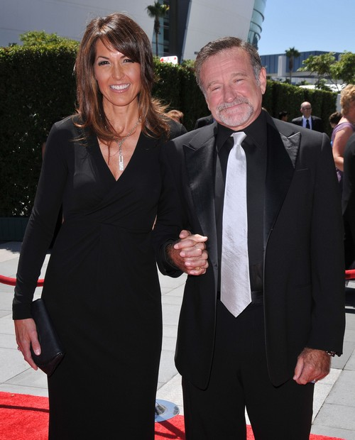 Susan Schneider, Robin Williams' Wife: 5 Things You Didn't Know (PHOTOS)
