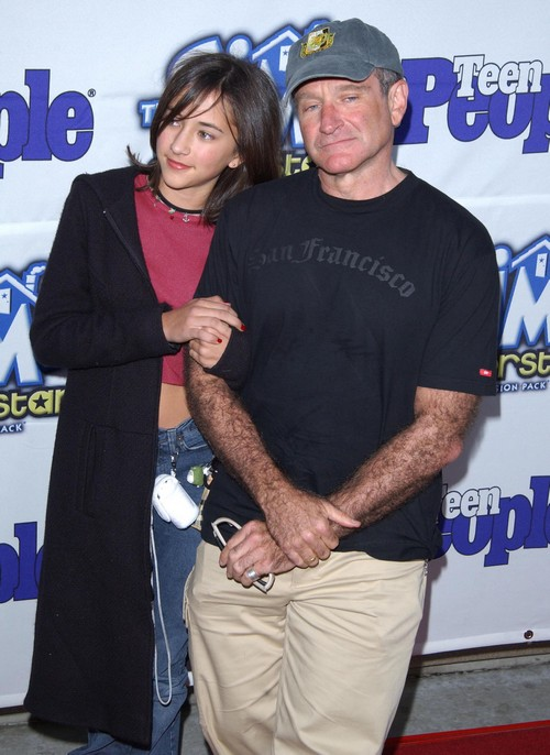 Zelda Rae Williams, Robin Williams Daughter: 5 Things You Probably Didn't Know (PHOTOS)