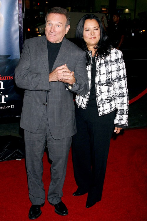 Marsha Garces, Robin Williams' Second Wife: 6 Things You Didn't Know about Her (PHOTOS)