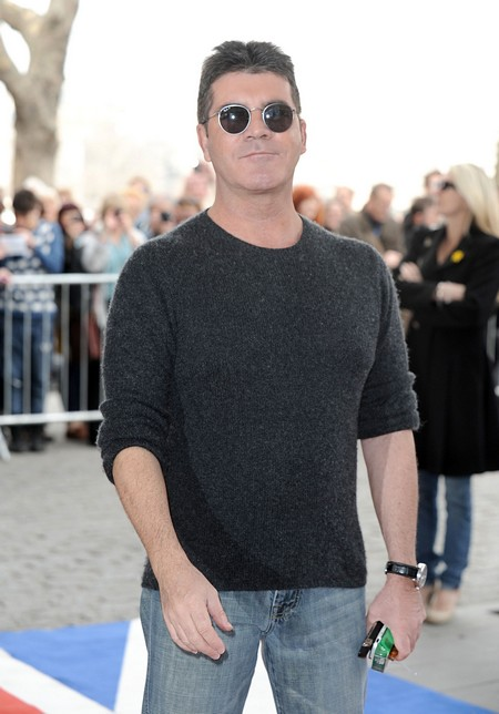 Simon Cowell to DUMP Sharon Osbourne Because He Has Small-Penis Syndrome