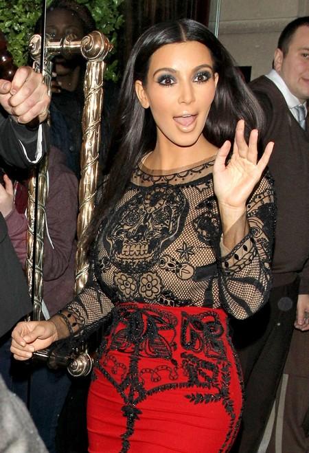 Kim Kardashian's Jealous Tantrum As Kanye West Caught Backstage With Girls