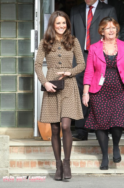 Kate Middleton Surprised To Learn That Her Cousin Is A Burlesque Stripper