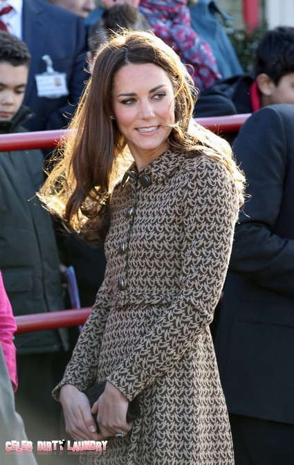 Kate Middleton Lets The Cat Out Of The Bag And Leaks Her Puppy's Name