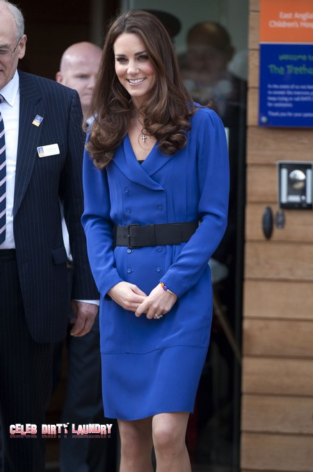 Kate Middleton Prepares To Meet Her Prince William – It's Baby Making Time!