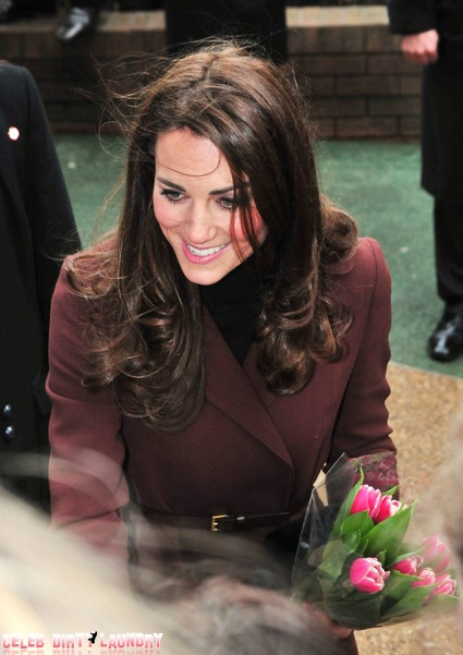 Kate Middleton Supports The British Fashion Industy