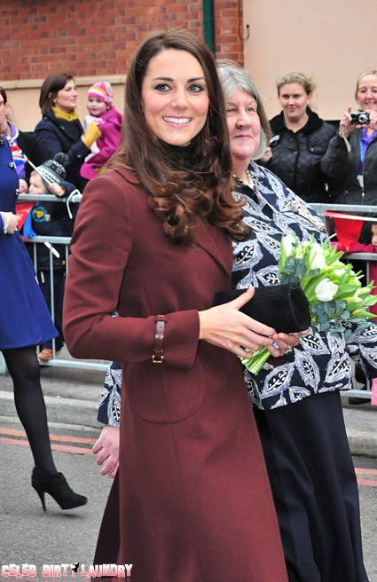 Kate Middleton Faces A Grueling Schedule Without Prince William