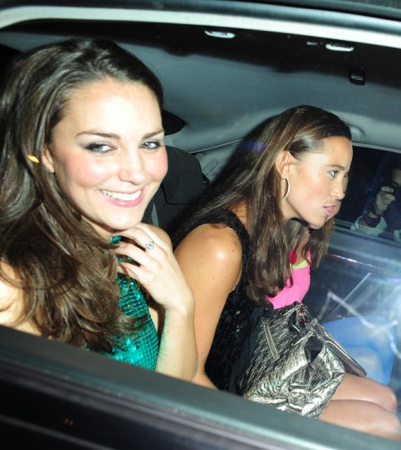 Kate Middleton's New Attitude Leaving Pippa Middleton 'Exposed And Vulnerable' 0805