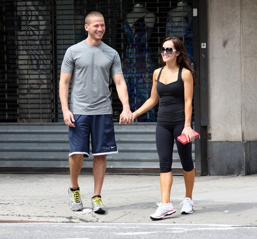 Bachelorette Couple Ashley Hebert and J.P. Rosenbaum Married Today!