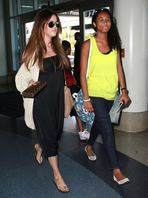 Lamar Odom's daughter forced to get help by her mother and Khloe Kardashian?