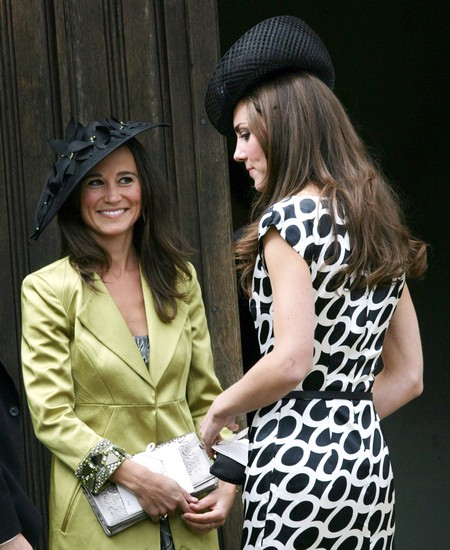 Kate Middleton Fears Pippa Middleton Will Still Be An Embarrassment