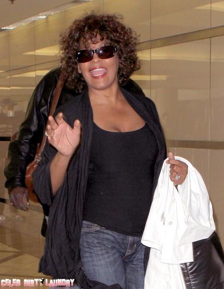 Whitney Houston's Drug Dealer Now Dating Bobbi Kristina