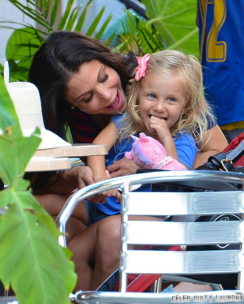 """Bethenny Frankel Admits She Neglects Daughter Bryn - Blames """"Messy Divorce"""" From Jason Hoppy"""