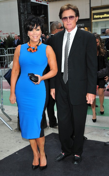 Bruce Jenner Leaving Kris Jenner Over Angie Everhart