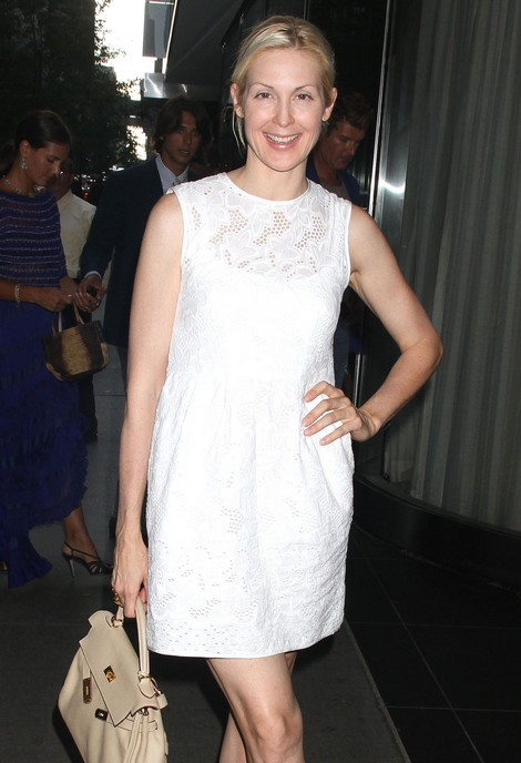 The 'Gossip' On Kelly Rutherford: Devastated And Childless?