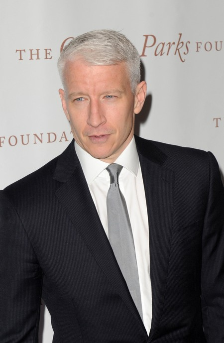 Report: Anderson Cooper Is Getting Married