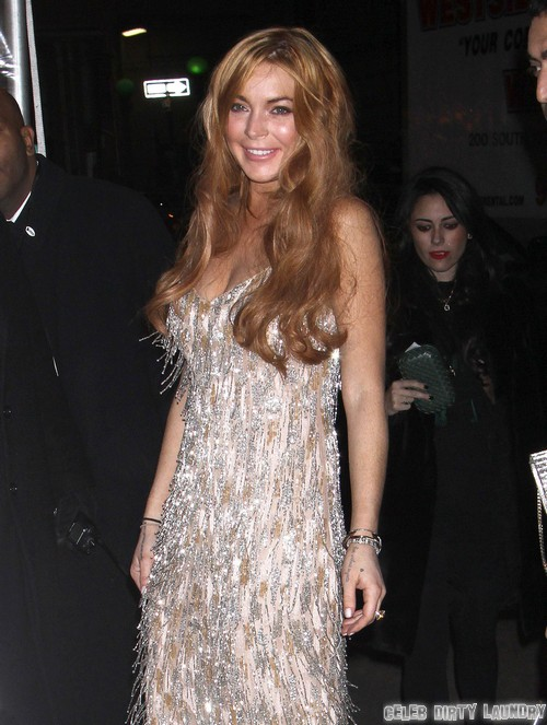Lindsay Lohan To Open Crackie Den Restaurant In Tribeca?