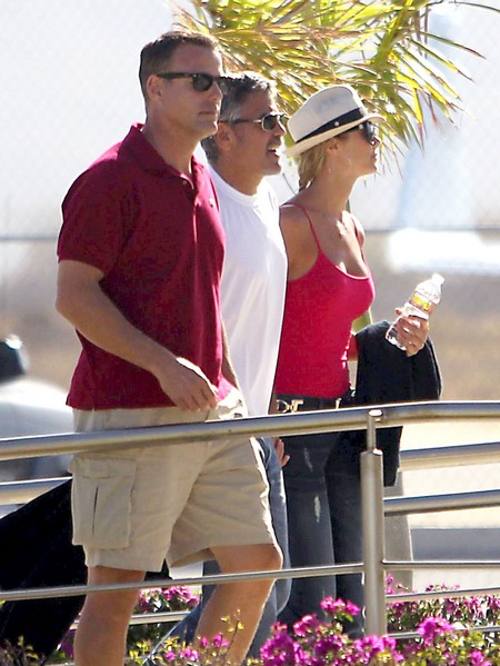 George Clooney And Stacey Keibler To Marry