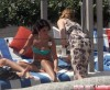 Selena Gomez Catches Some Rays In Miami