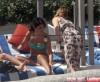 Selena Gomez Catches Some Rays In Miami